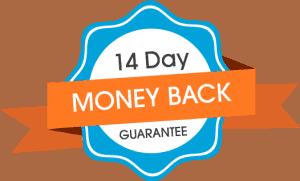14 days money back